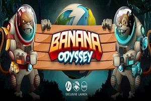 Banana Odyssey ab sofort beim Twin Casino