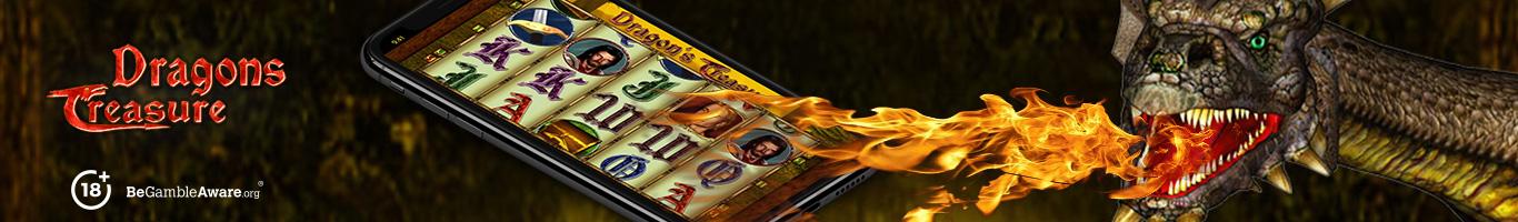 Dragons Treasure Banner