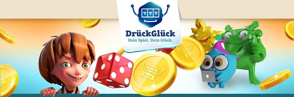 Drueck Glueck online casino