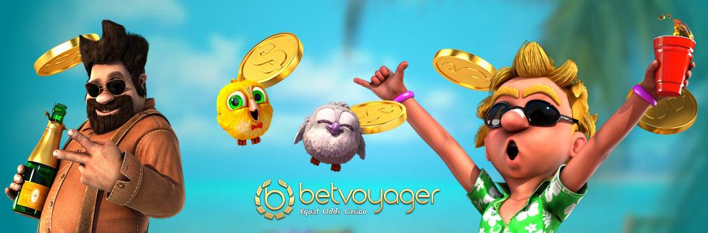 BetVoyager Online Casino