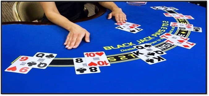 Playtech 21+3 Live Casino Blackjack