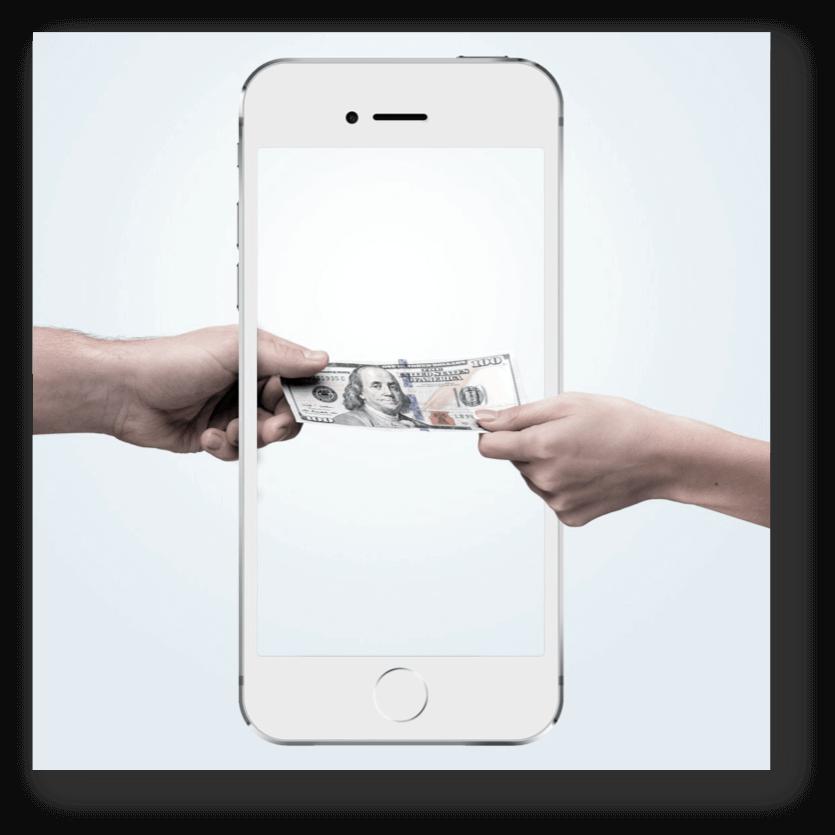 Überweisungssysteme für Zahlungen an Freunde