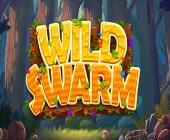 Wild Swarm Game Logo Image
