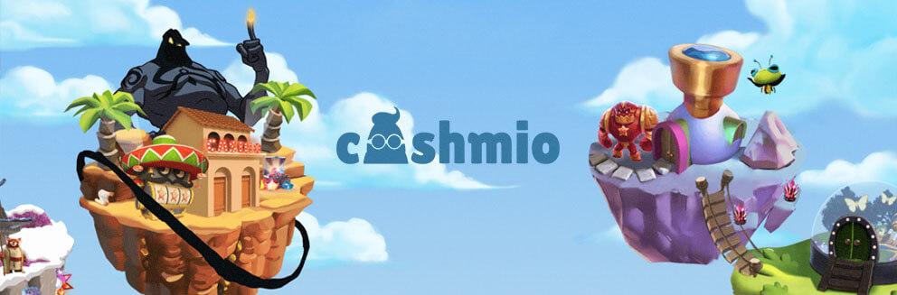 Cashmio Casino review banner