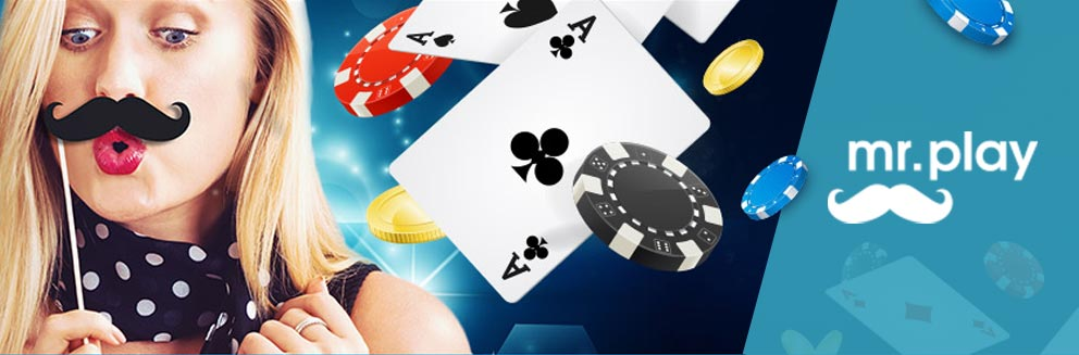 Mr Play Casino Review Banner