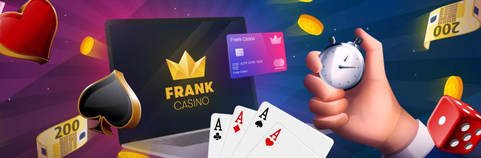 официальный сайт франк казино официальный