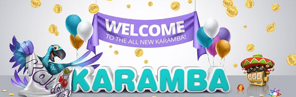 Karamba Casino banner