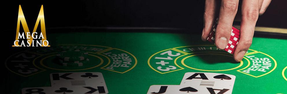 Mega Casino Review Banner