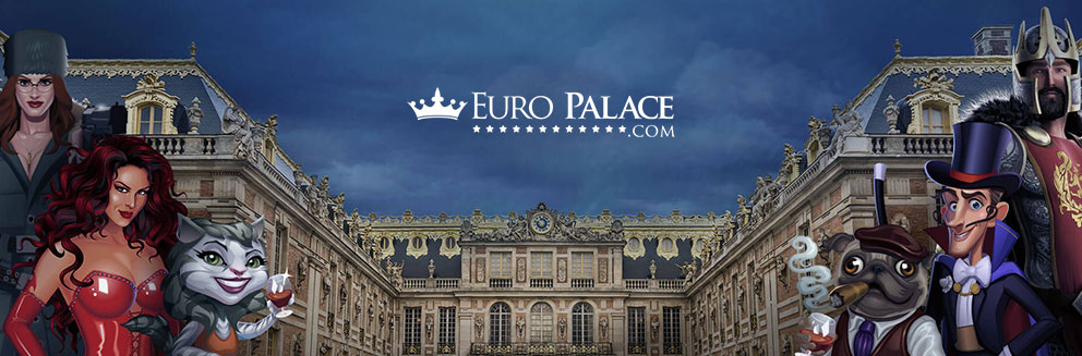 Europalace Casino Review banner