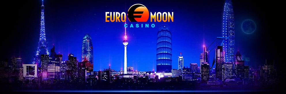 Euromoon Casino banner