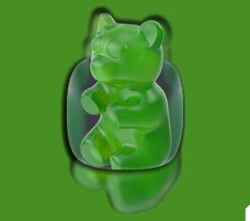Riesengummibären