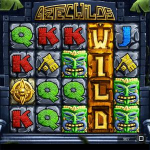 Neuer Aztec Wilds Online-Slot