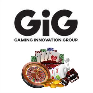 GiG startet eigenes Casino