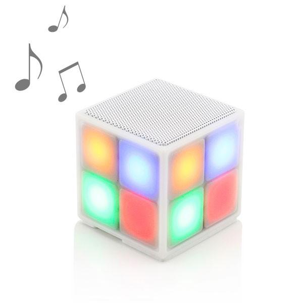 Süße Klänge aus dem Zuckerwürfel-Lautsprecher