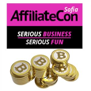 In der AffiliateCon Sofia 2018 dreht sich alles um Bitcoin