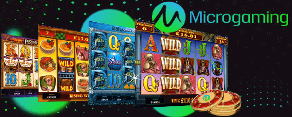 Microgaming New Slots