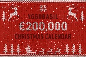Yggdrasil bietet in Weihnachtsaktion Preise im Wert von 500.000 €