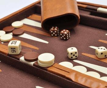 Backgammon bleibt online auf der Strecke