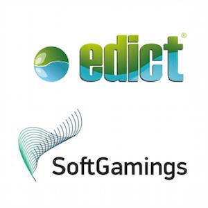 Edict und SoftGamings unterzeichnen Vertrag