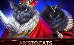 Endorphina stellt neuen Aristocats-Spielautomaten auf der EiG Berlin vor.