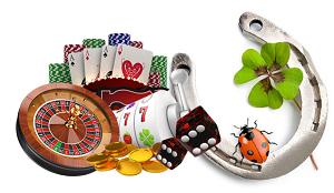 Glücksbringer für Glücksspieler