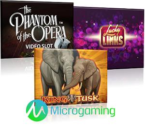 Microgaming veröffentlicht neue Top-Spieleautomaten