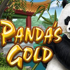 Neuer Spielautomat Panda's Gold