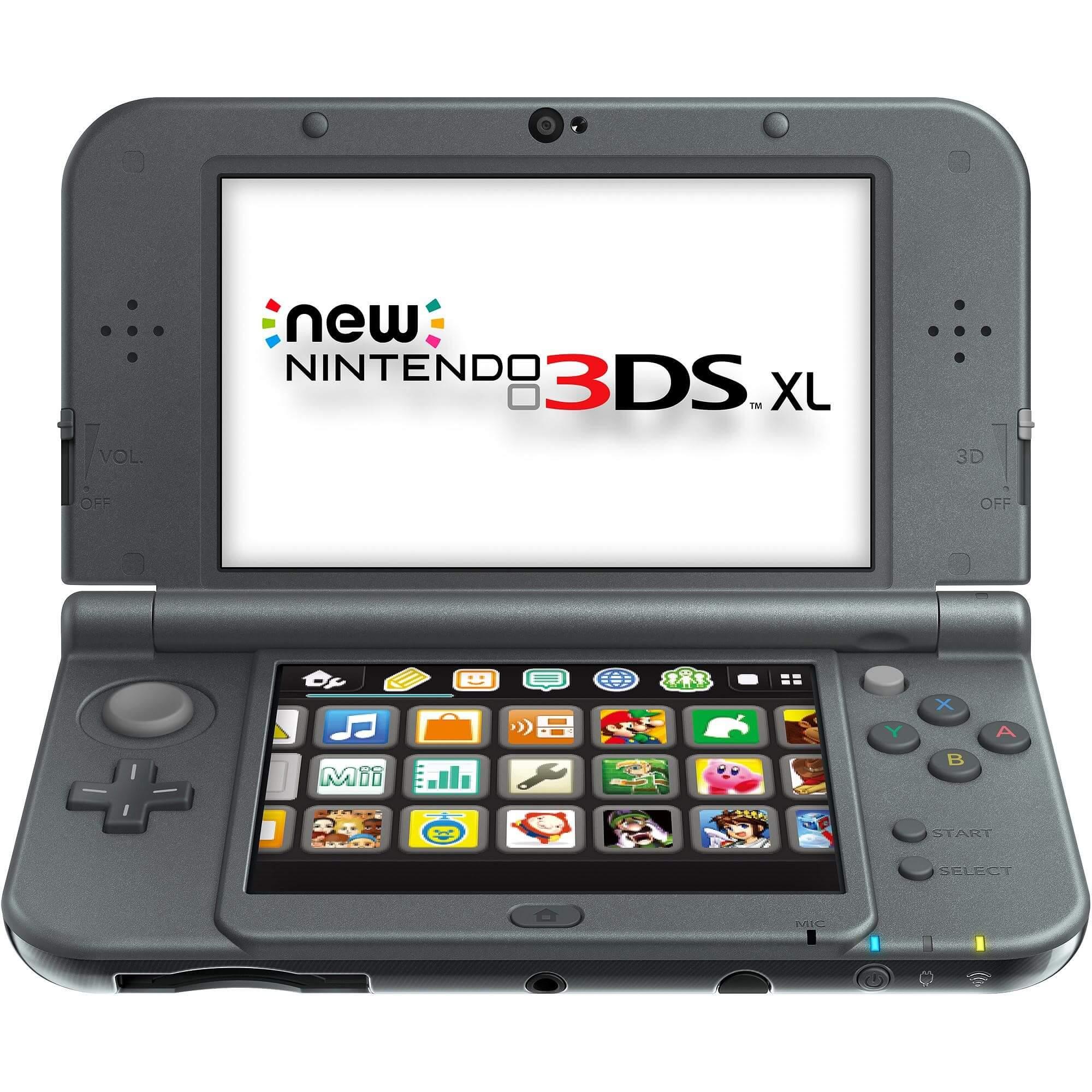 Die Nintendo 3DS XL