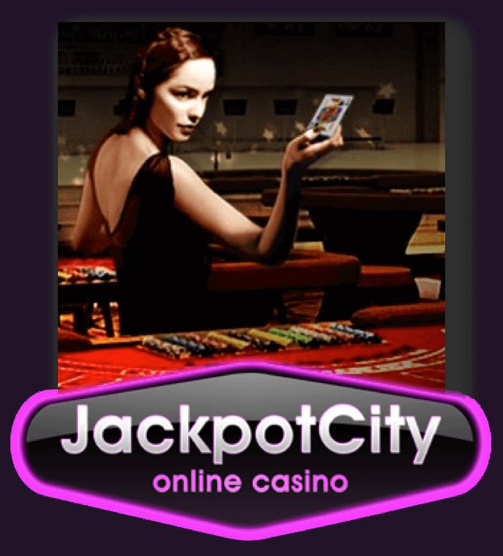 JackpotCity startet neue Spiele mit Live-Croupier