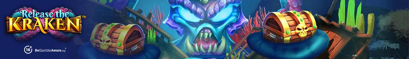 release the kraken banner