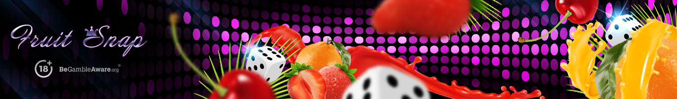 fruit snap banner