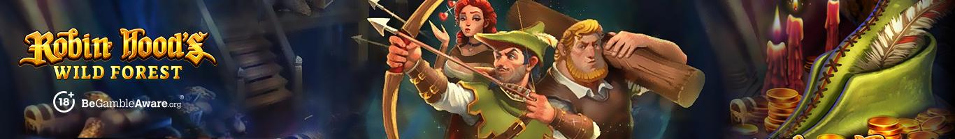 Robin Hoods Wild Forest Spielautomaten