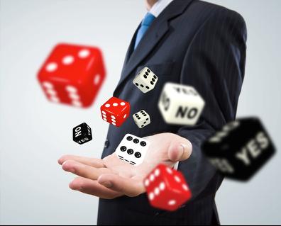Glücksspiel und Investitionen