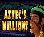 Beim progressiven Spielautomaten Aztec's Millions gewinnen