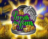 Mit dem Break Da Bank Spielautomaten spielen