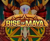 Review von Rise of Maya™ Online Spielautomat in Deutschland