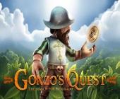 Der Online-Spielautomat Gonzo's Quest™