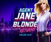 Agent Jane Blonde Returns: Geheime Online-Spielautomaten-Rezension