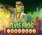 Elvis Frog in Vegas Online Spielautomat Rezension