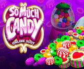 So Much Candy Online Spielautomat