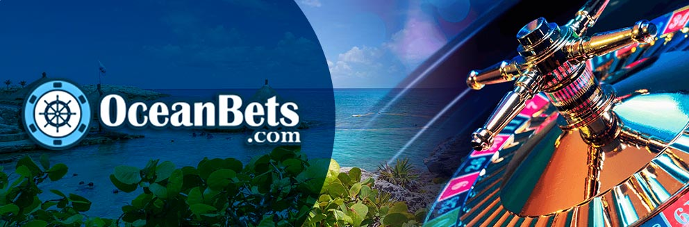 Oceanbets casino review banner