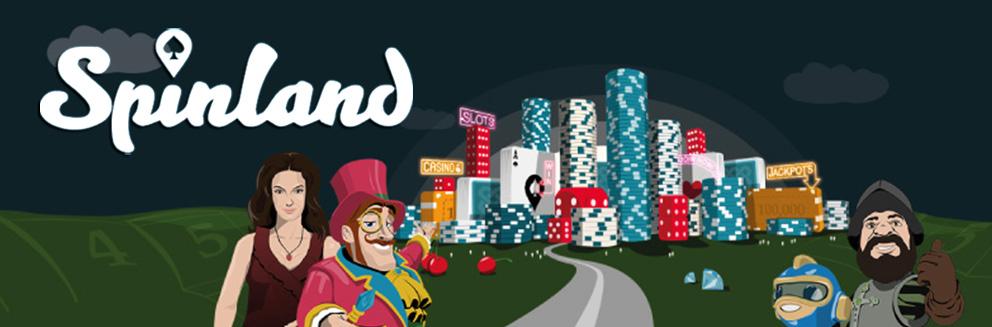 Spinland Casino Banner