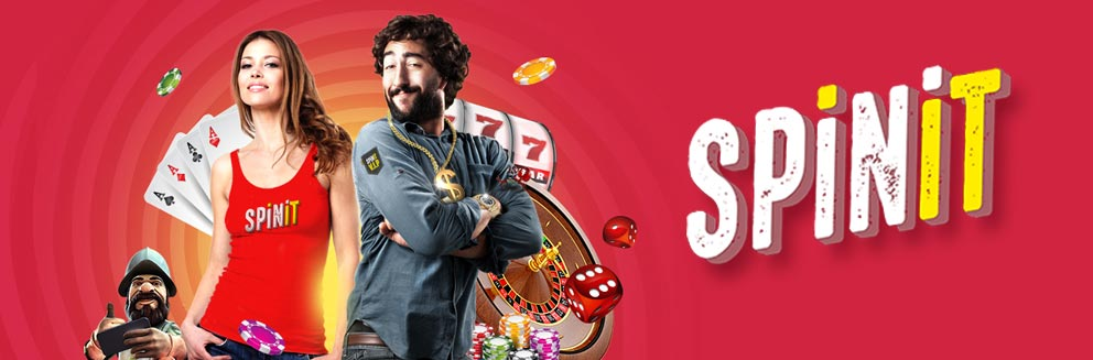 Spinit Casino review banner