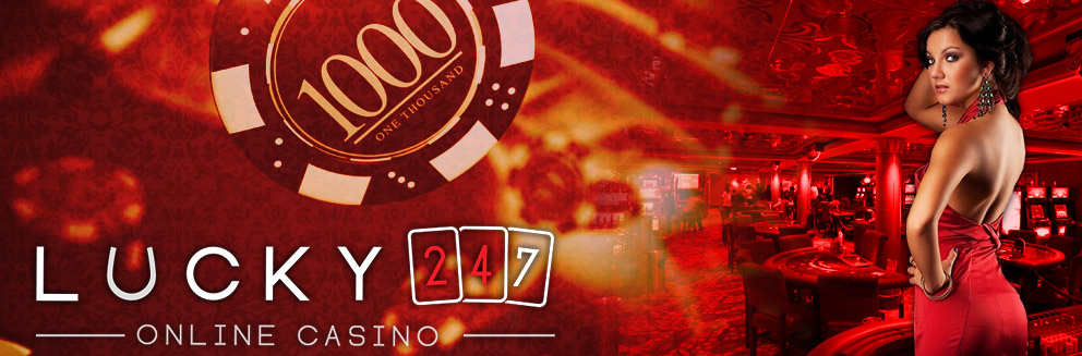 Lucky247 Casino review banner