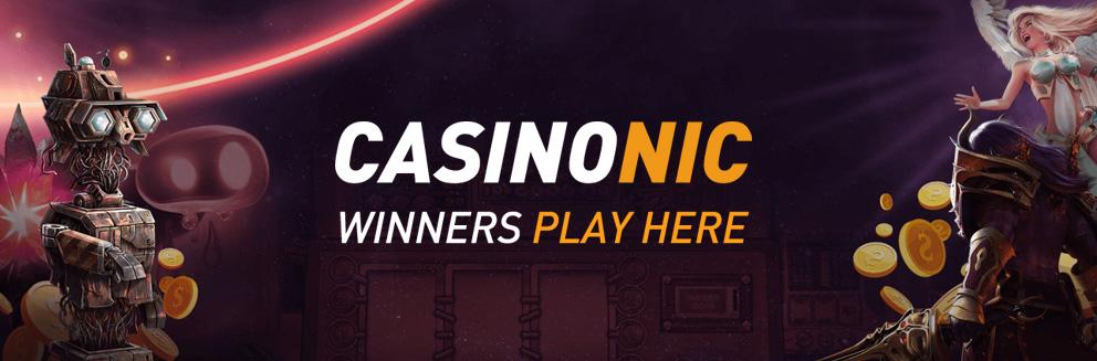 casinonic banner