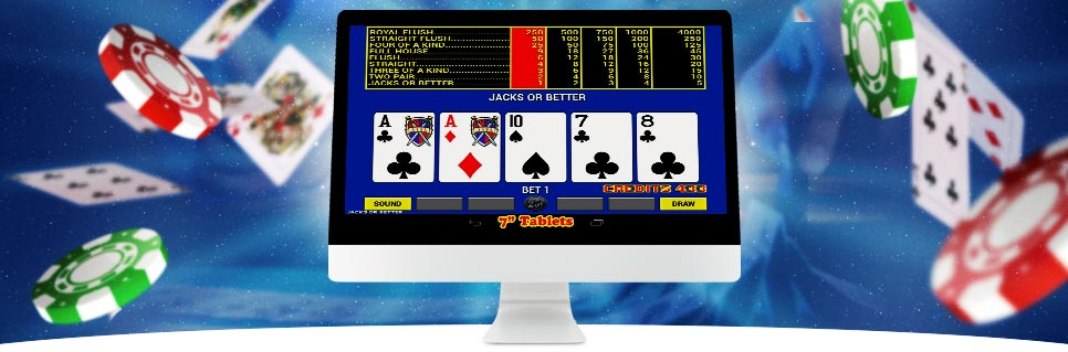 Mobile Video Poker Banner