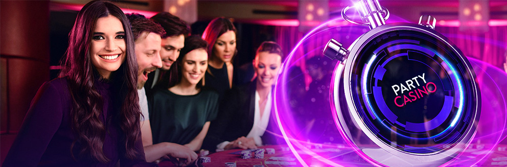 party casino banner