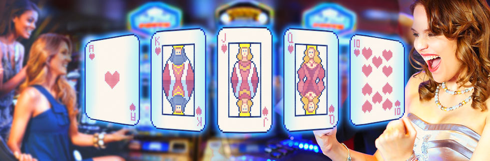 Online Video Poker Banner