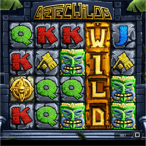 Neuer Aztec Wilds Online-Slot