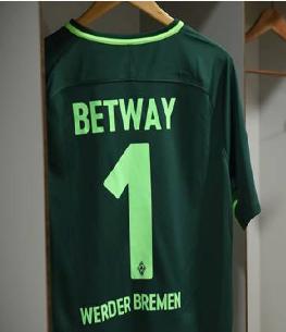 Neue Betway-Partnerschaft mit SV Werder Bremen